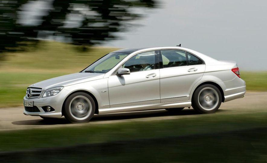 Mercedes-Benz 190D BlueEfficiency experimental vehicle - Slide 10