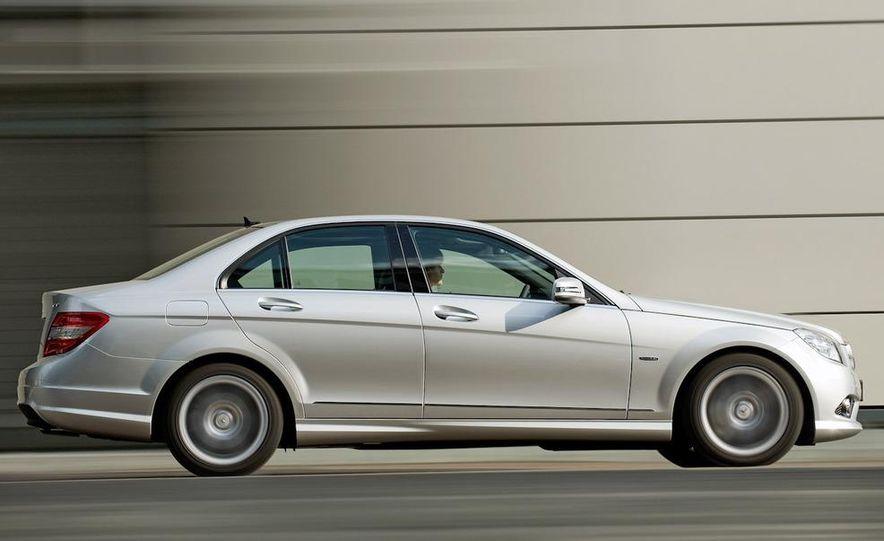 Mercedes-Benz 190D BlueEfficiency experimental vehicle - Slide 11