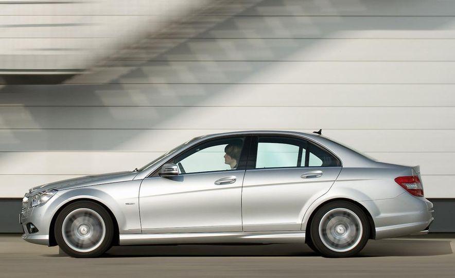 Mercedes-Benz 190D BlueEfficiency experimental vehicle - Slide 13