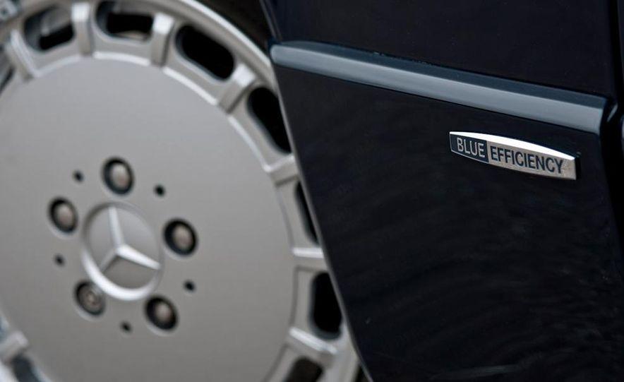 Mercedes-Benz 190D BlueEfficiency experimental vehicle - Slide 4