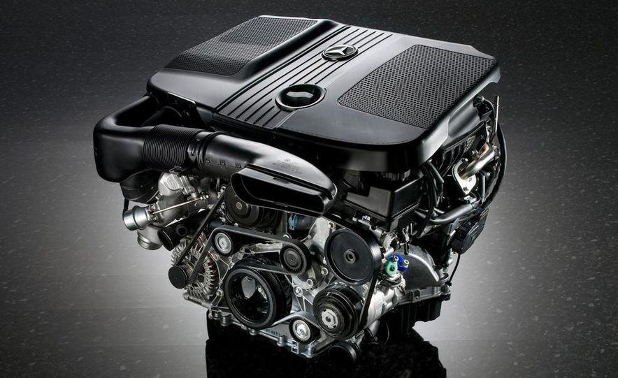 Mercedes-Benz 190D BlueEfficiency experimental vehicle - Slide 22