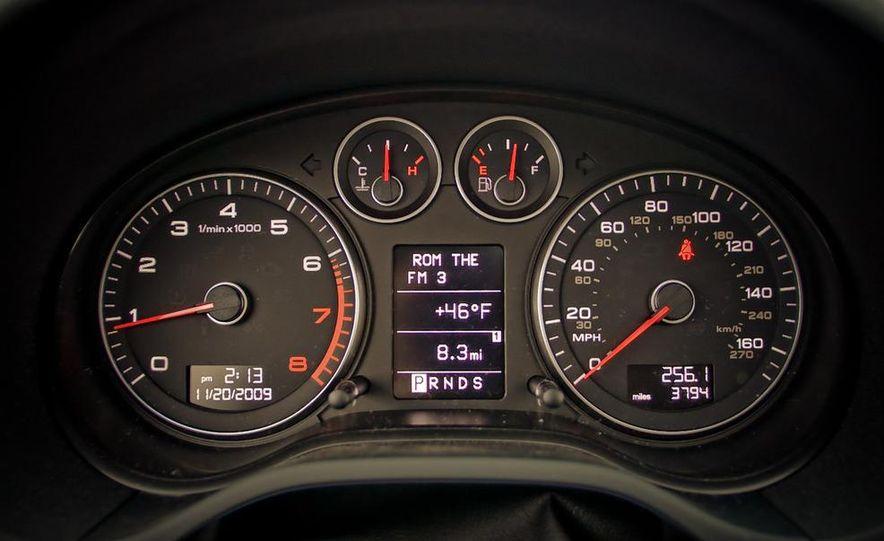 2009 MTM Audi S3 Sportback - Slide 42