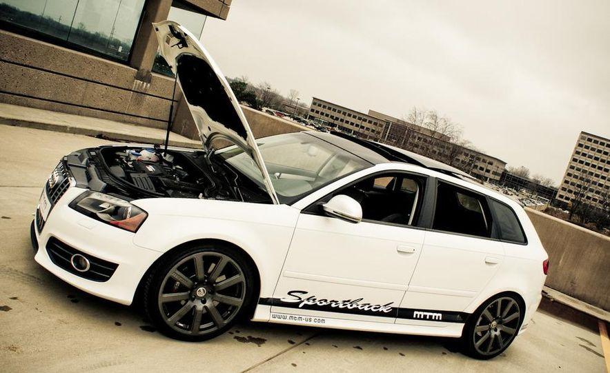 2009 MTM Audi S3 Sportback - Slide 19