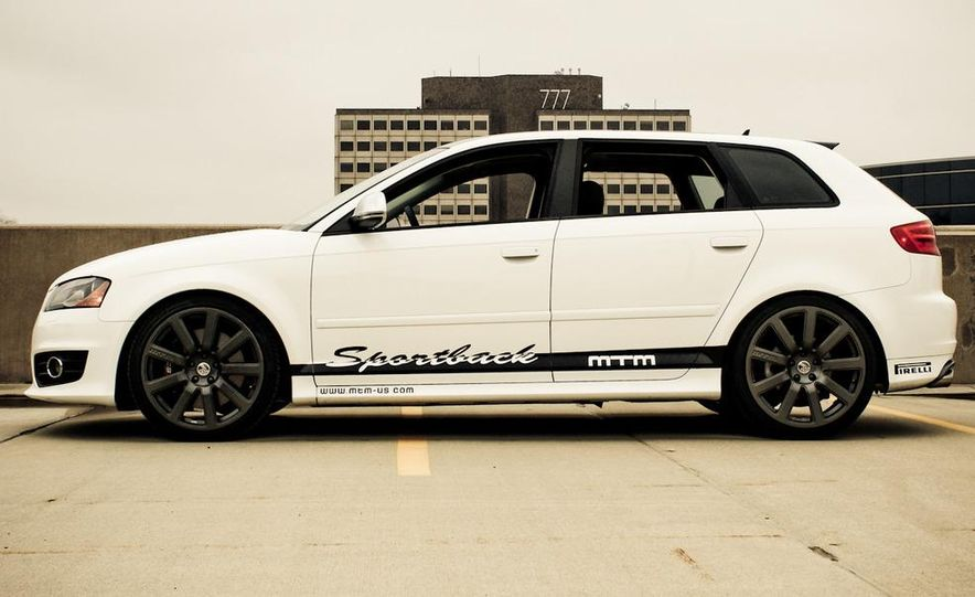 2009 MTM Audi S3 Sportback - Slide 11