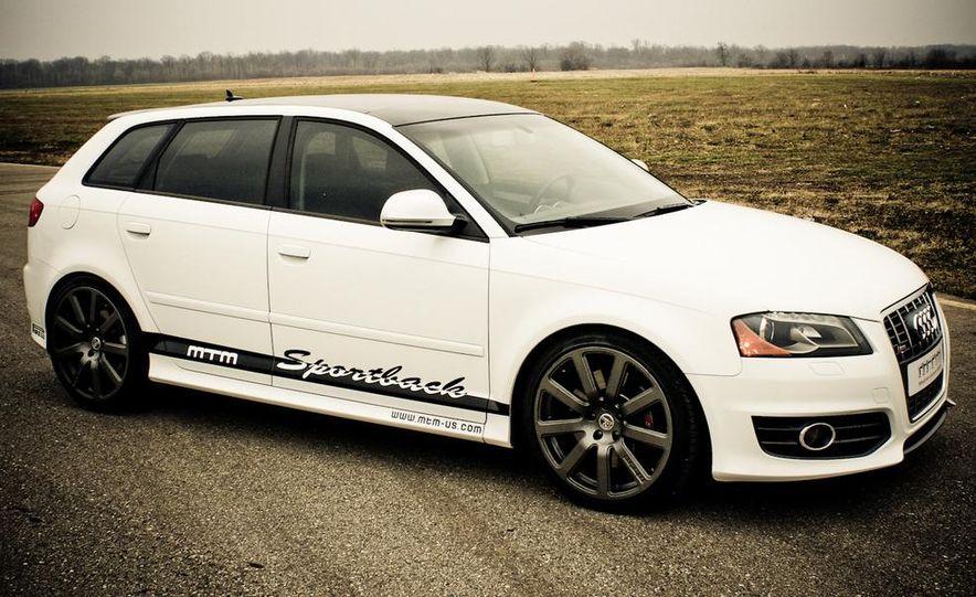 2009 MTM Audi S3 Sportback - Slide 8