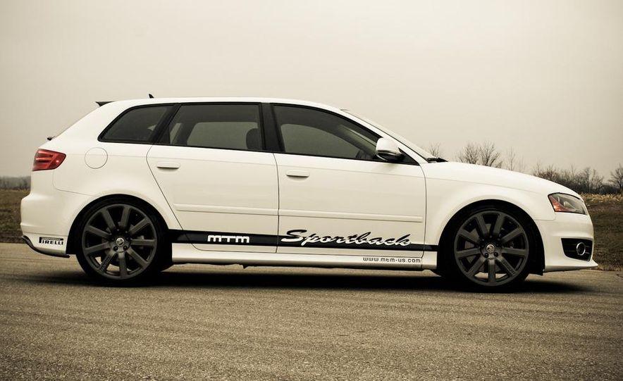 2009 MTM Audi S3 Sportback - Slide 17
