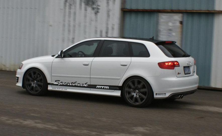 2009 MTM Audi S3 Sportback - Slide 4