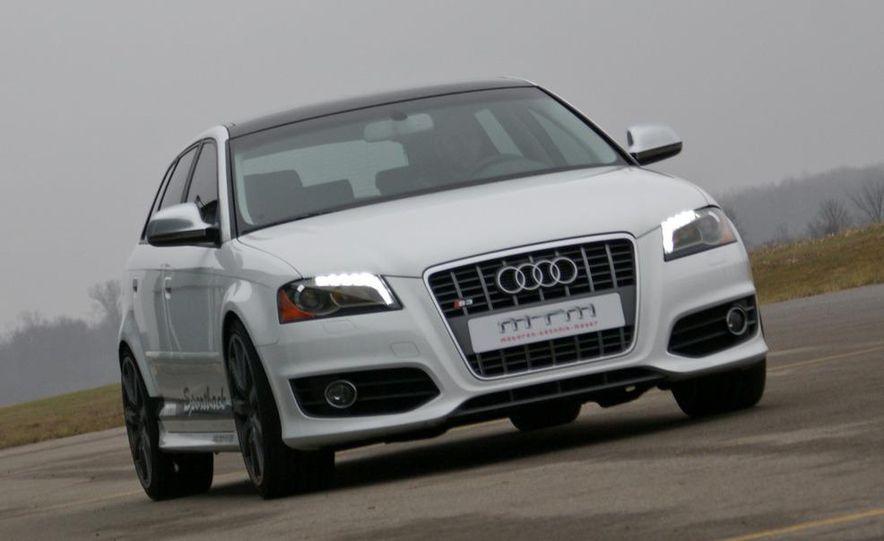 2009 MTM Audi S3 Sportback - Slide 1