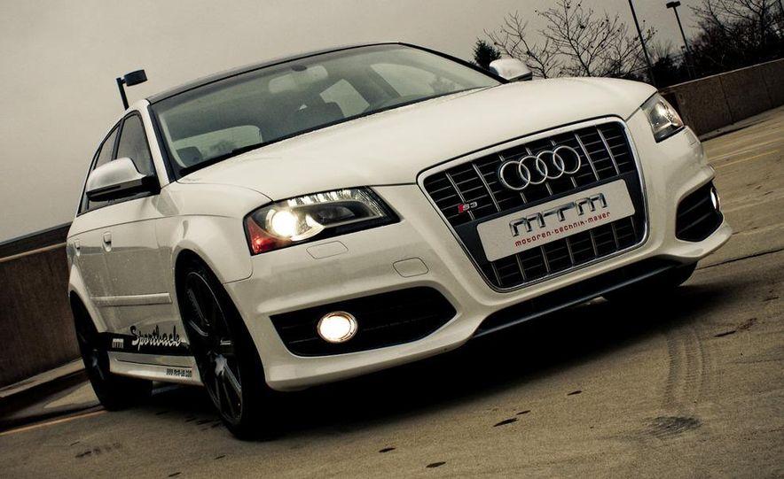 2009 MTM Audi S3 Sportback - Slide 5