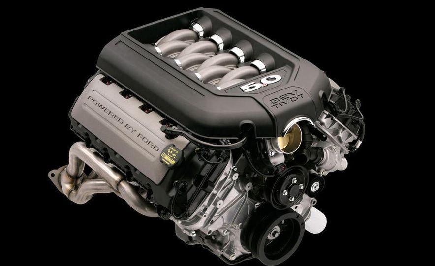 2011 Ford Mustang GT - Slide 33