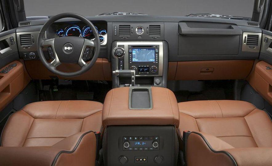 2008 Bugatti Veyron 16.4 interior - Slide 40