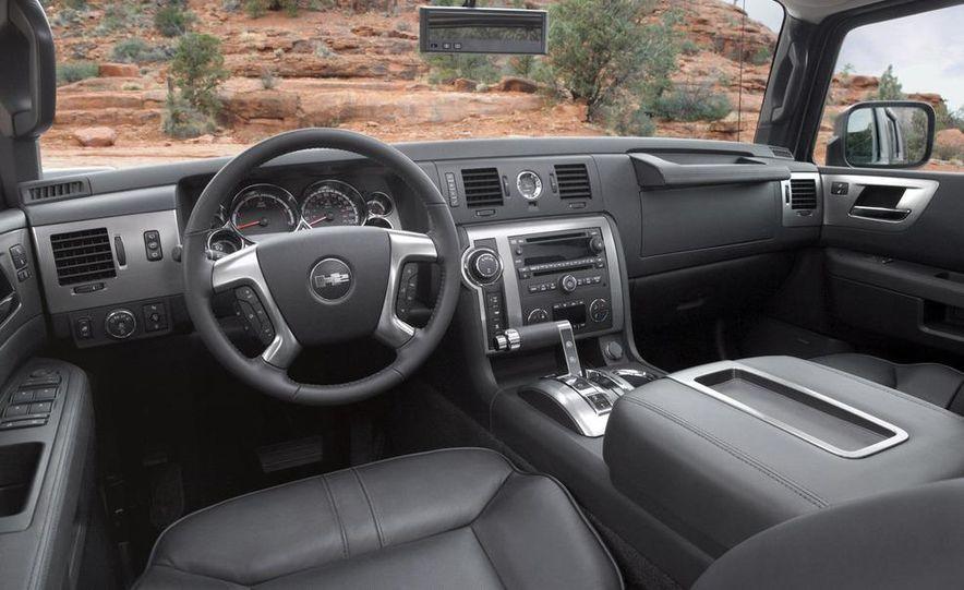2008 Bugatti Veyron 16.4 interior - Slide 42