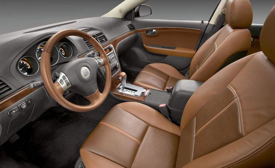 2008 Bugatti Veyron 16.4 interior - Slide 177
