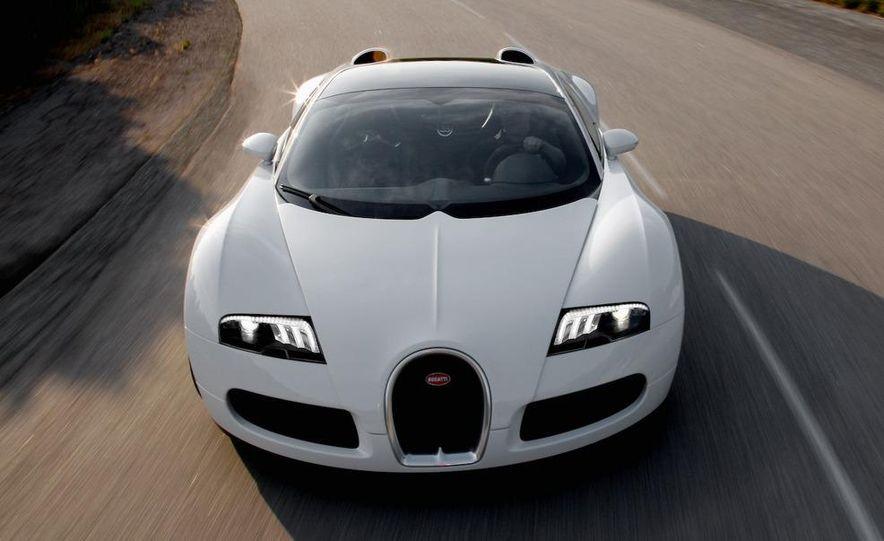 2008 Bugatti Veyron 16.4 interior - Slide 5