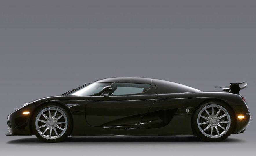 2008 Bugatti Veyron 16.4 interior - Slide 65