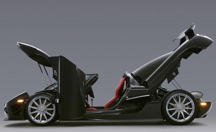 2008 Bugatti Veyron 16.4 interior - Slide 66