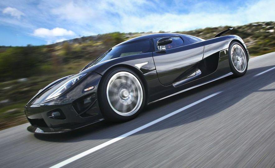 2008 Bugatti Veyron 16.4 interior - Slide 68