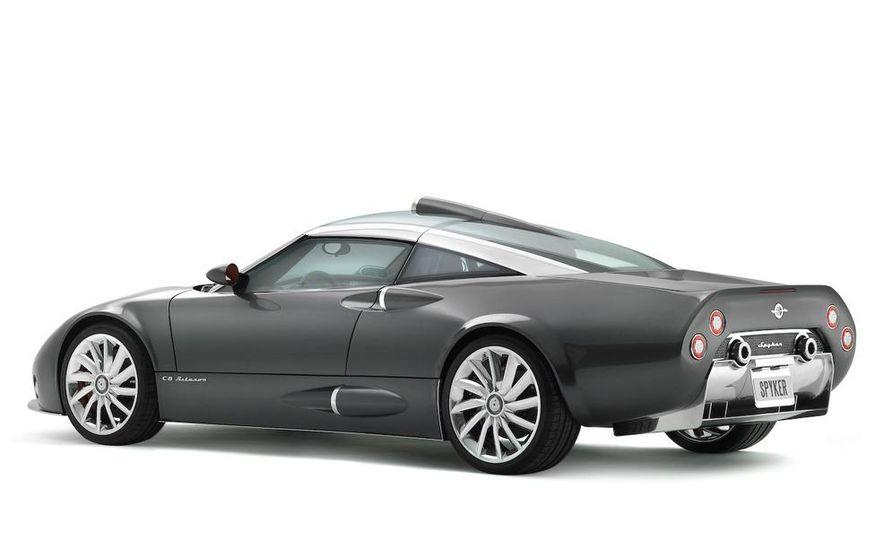 2008 Bugatti Veyron 16.4 interior - Slide 221