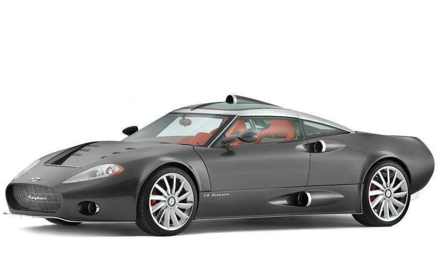 2008 Bugatti Veyron 16.4 interior - Slide 222