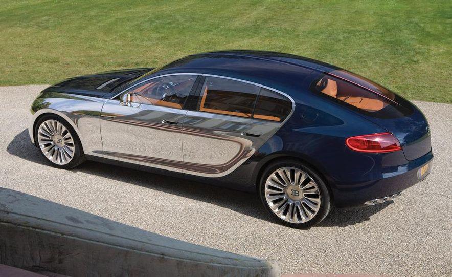 2008 Bugatti Veyron 16.4 interior - Slide 9