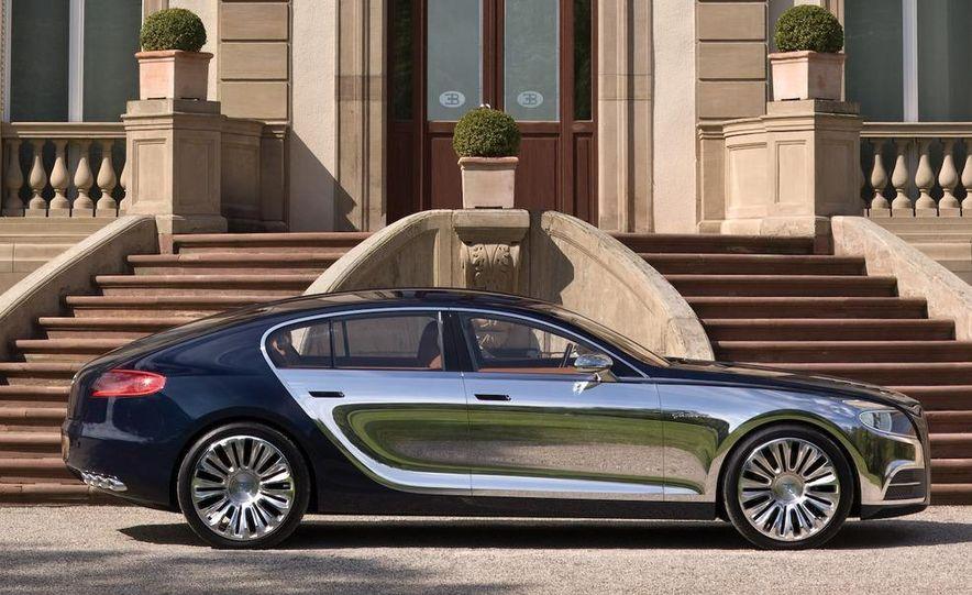 2008 Bugatti Veyron 16.4 interior - Slide 10