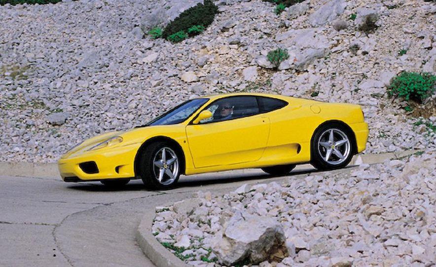 1999-2004 Ferrari 360 Modena - Slide 1