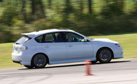 LL1: 2009 Subaru Impreza WRX > 3:16.6