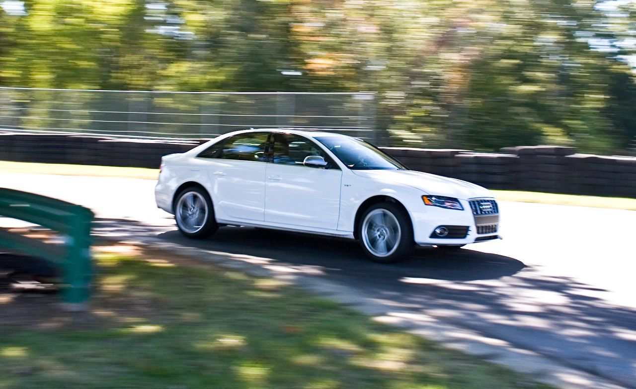 LL2: 2010 Audi S4 > 3:10.8