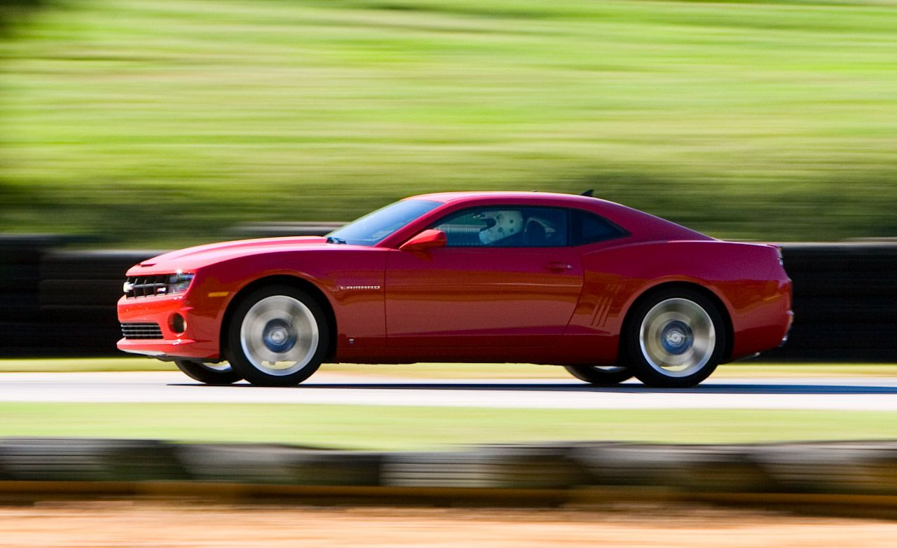 LL2: 2010 Chevrolet Camaro SS > 3:09.5