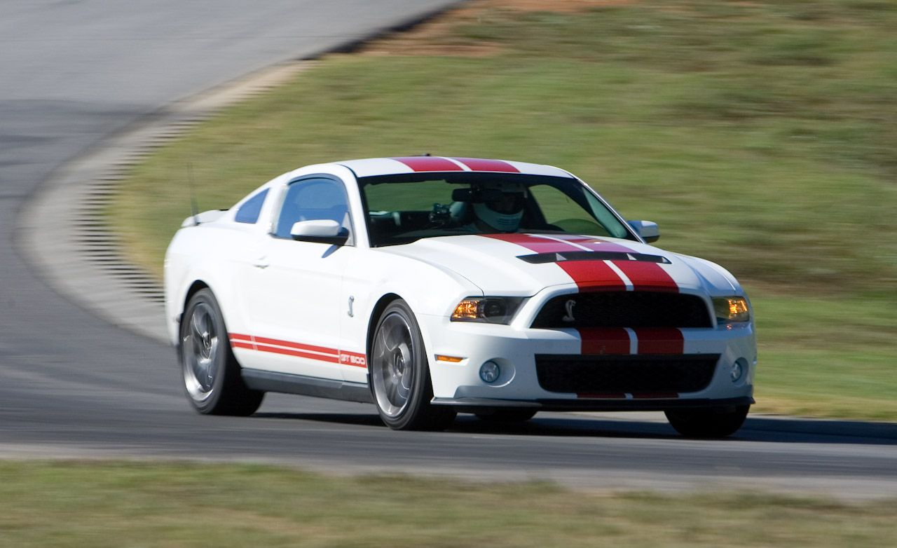 LL2: 2010 Ford Mustang Shelby GT500 > 3:07.4