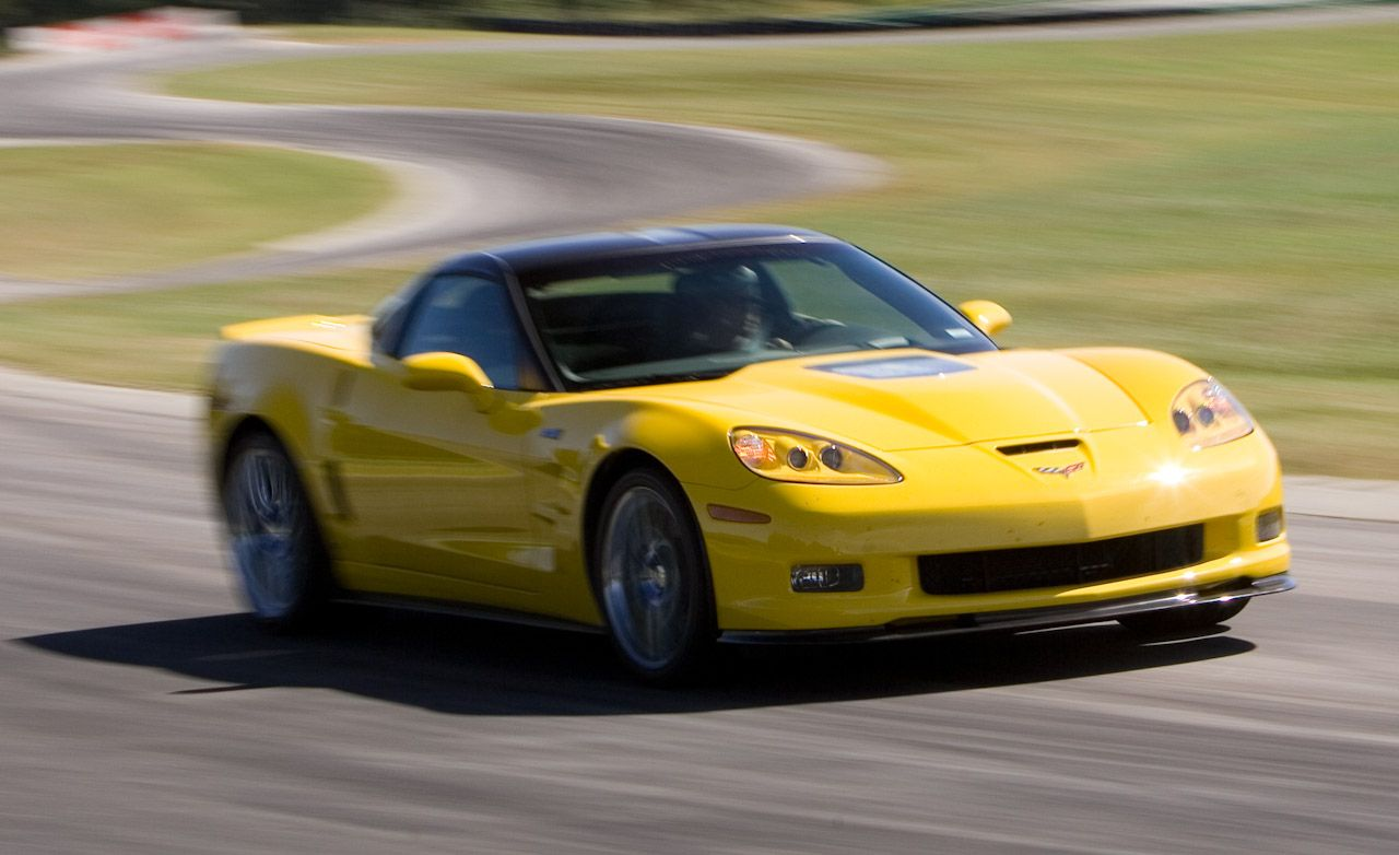 LL3: 2009 Chevrolet Corvette ZR1 > 2:51.8