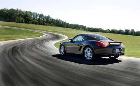 LL3: 2009 Porsche Cayman S > 3:05.8