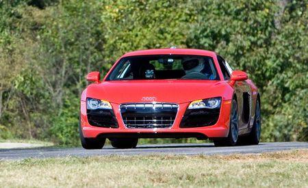 LL4: 2010 Audi R8 5.2 FSI > 2:59.5