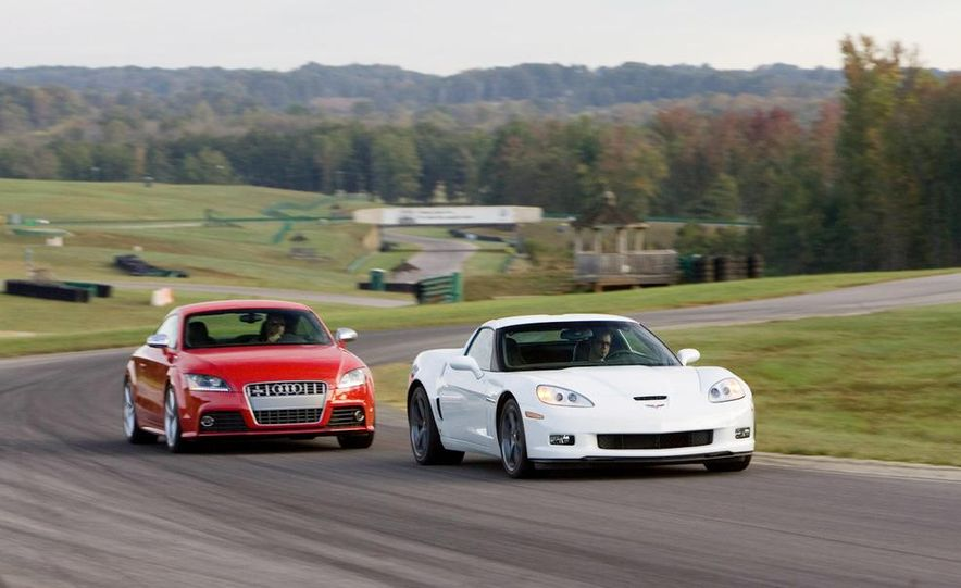 Virginia International Raceway - Slide 33