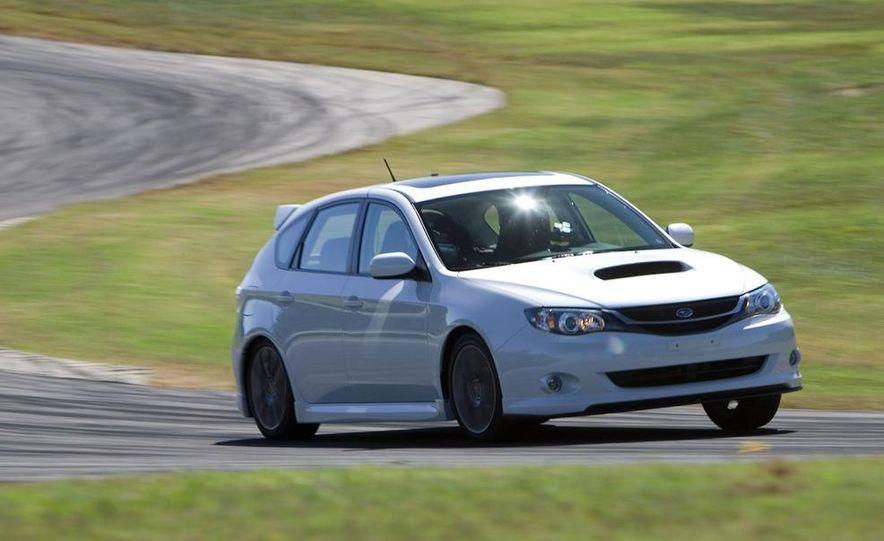 Virginia International Raceway - Slide 7