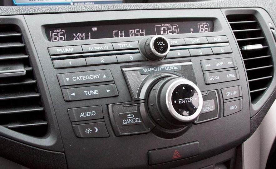 2009 Acura TSX - Slide 38