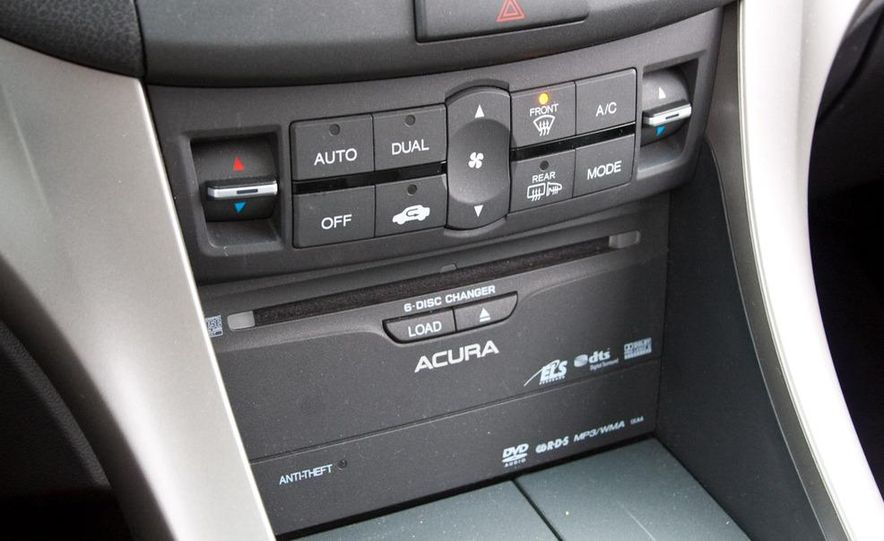 2009 Acura TSX - Slide 39