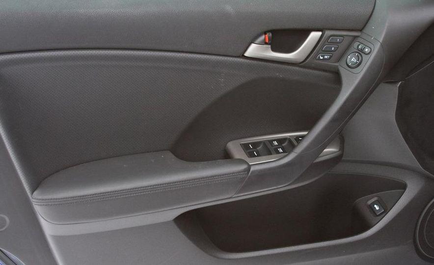 2009 Acura TSX - Slide 40