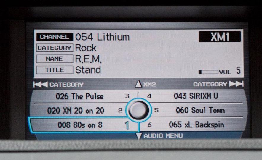 2009 Acura TSX - Slide 42