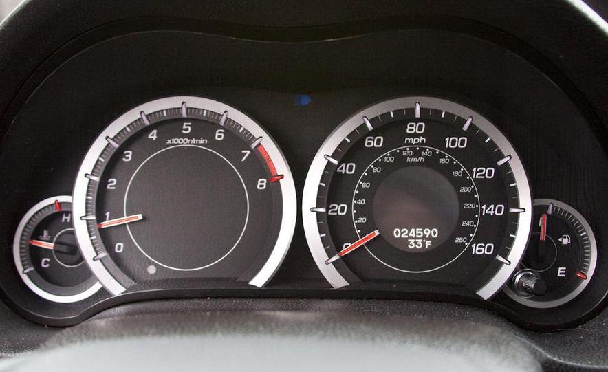 2009 Acura TSX - Slide 37
