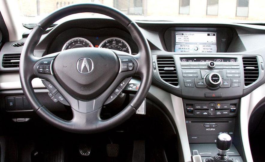 2009 Acura TSX - Slide 34
