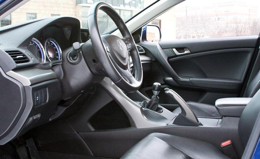 2009 Acura TSX - Slide 26