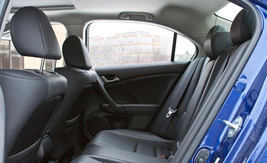 2009 Acura TSX - Slide 30