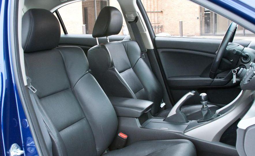 2009 Acura TSX - Slide 29