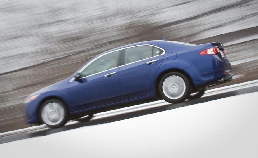 2009 Acura TSX - Slide 20