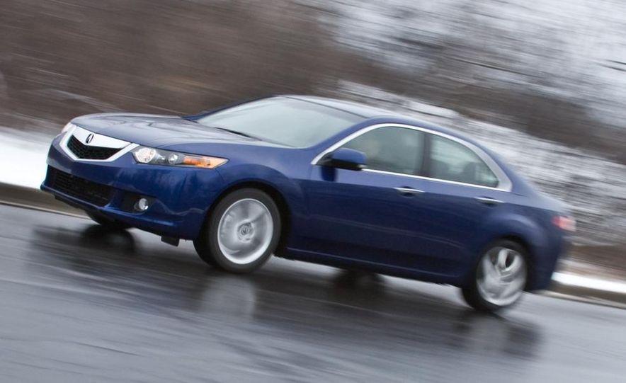 2009 Acura TSX - Slide 21