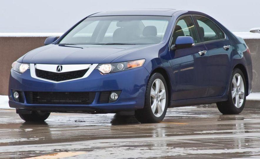 2009 Acura TSX - Slide 1