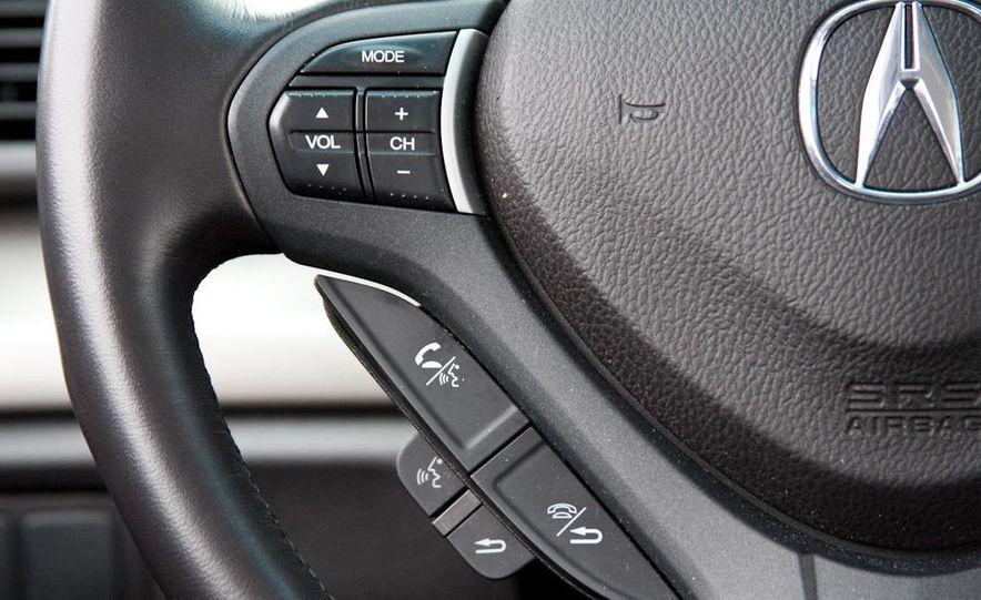 2009 Acura TSX - Slide 36