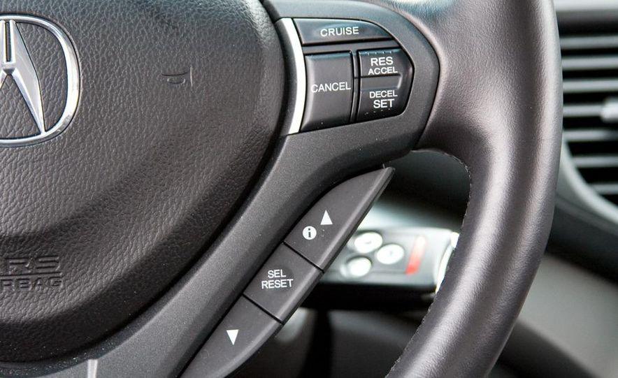 2009 Acura TSX - Slide 35