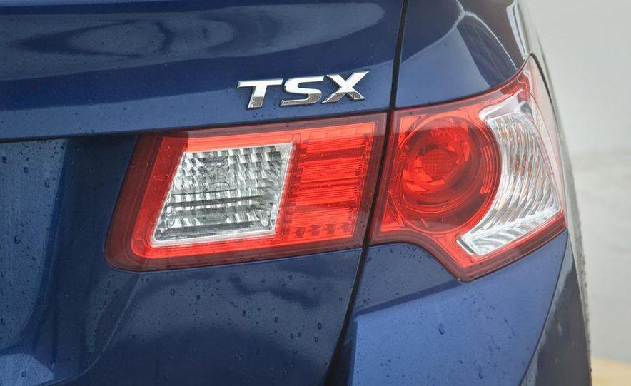 2009 Acura TSX - Slide 23